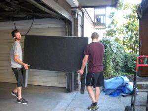 Furniture removalists Blacktown